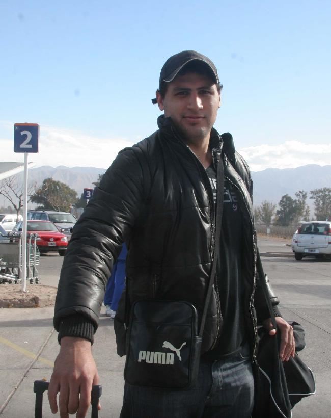 Jorge Piñero Da Silva. (foto gentileza del diario Uno de Mendoza)