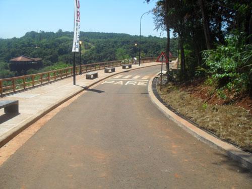 Esparcimiento. El nuevo tramo se suma a los mil metros habilitados meses atrás.