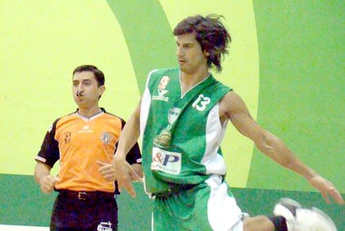 Maximiliano Ríos es una de las nuevas incorporaciones.