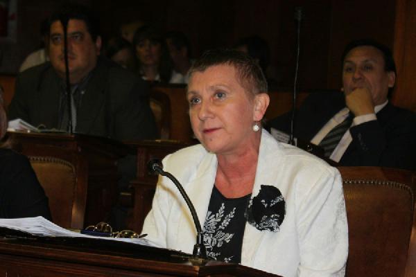Ana María Semerenko era oriunda de Oberá, donde será sepultada mañana.