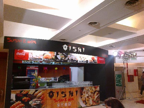 """Ishi"", para degustar platos orientales."