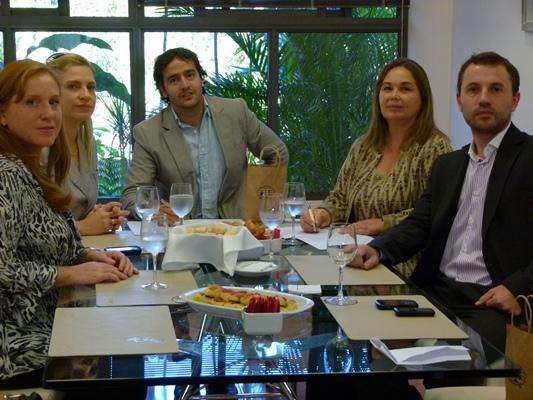 El convenio tuvo lugar en el Amerian Portal del Iguazú.