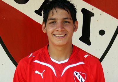 Martín se afianza en la primera división y con el equipo de Avellaneda