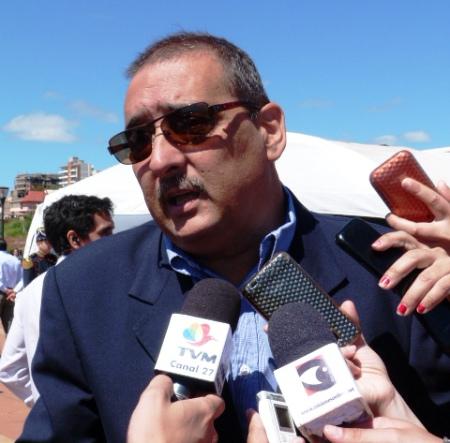 Marcelo Vairo, defensor del Pueblo de Posadas.