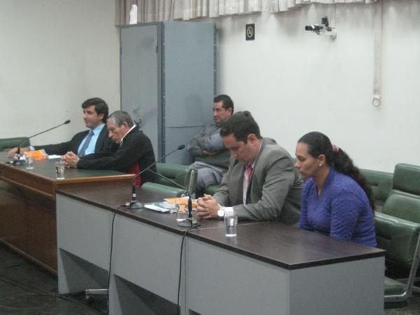 El debate se realiza en el Tribunal Federal de Corrientes. Foto gentileza Diario Norte