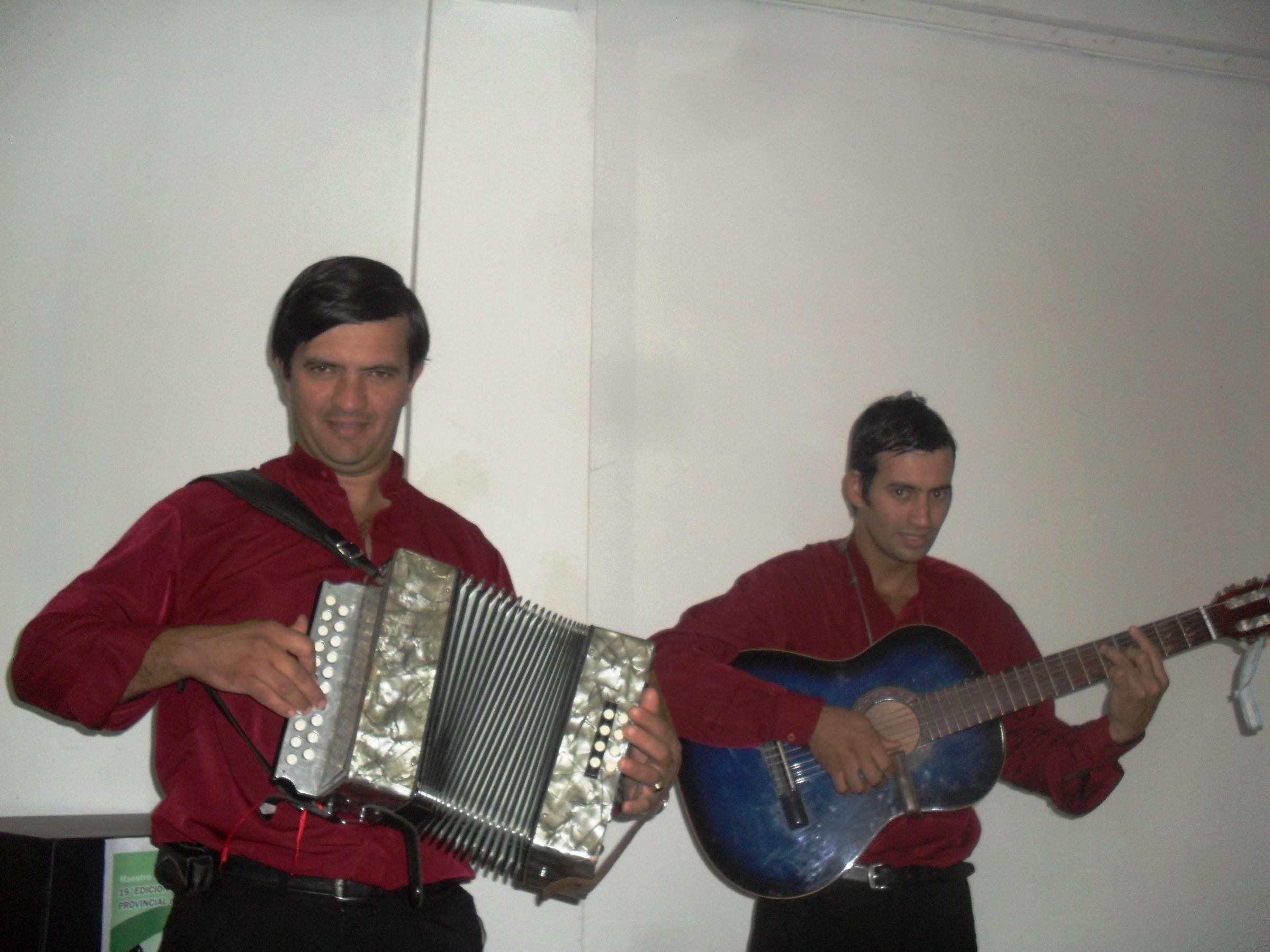 Los Hermanos Zabala, músicos pioneros del Festival de la Verdulera.