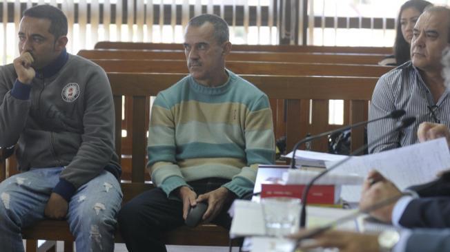 Culpables. Así fueron encontrados Gallardo, Arrúa y Simbrón, quienes recibieron penas que van de los cuatro a los ocho años de cárcel. (La Voz del Interior)
