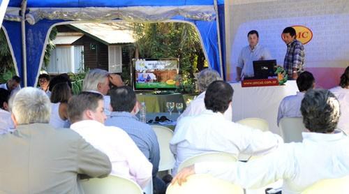 La calidad lograda por los ganaderos de Misiones atrajo a compradores de las principales provincias productoras.