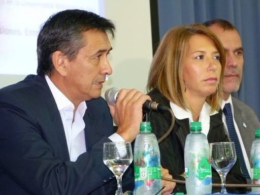 Juan Carlos Agulla, diputado.