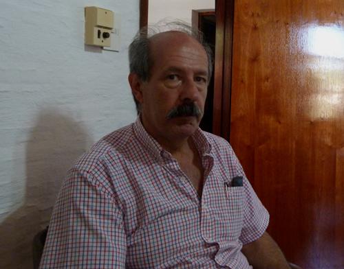 Gabriel Marangoni, presidente de Amayadap