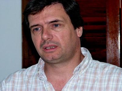 Gerente de Operaciones Forestales de APSA, Ricardo Austin