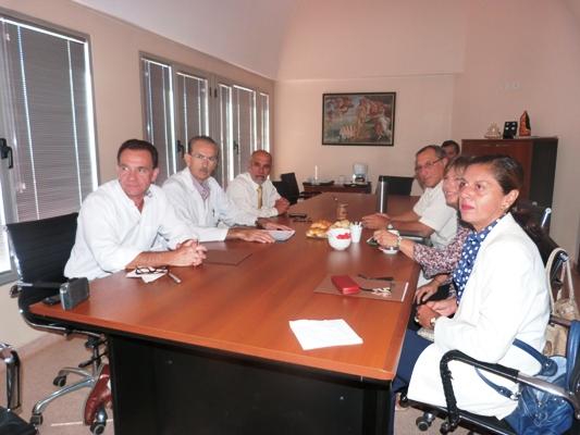 El Boratti becará un alumno en la carrera de Medicina de la Ucami.