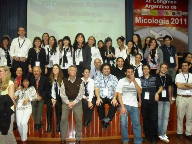 Destacaron el nivel científico y la participación en el Congreso de Micología en Posadas.