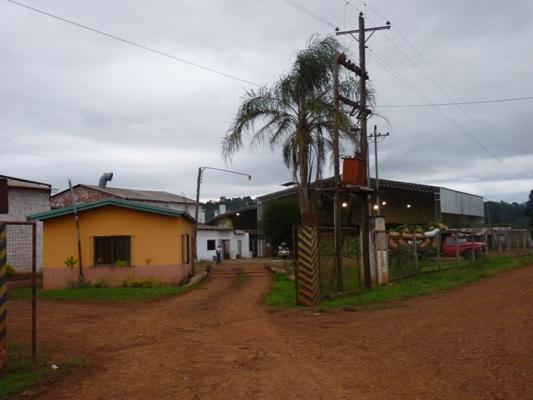 Planta del secadero Colonial en Los Helechos.