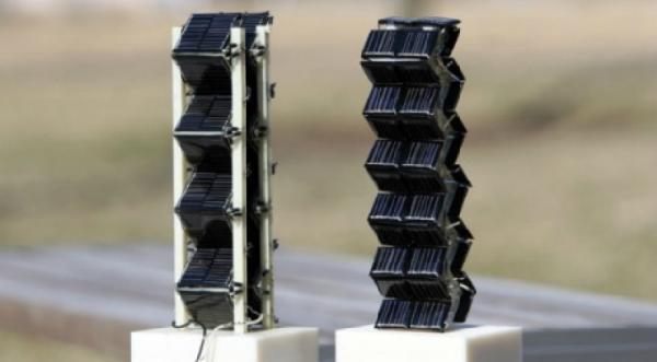 Torres solares.