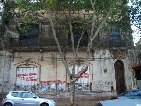 Se conservará la fachada histórica. La casa sería del año 1909.