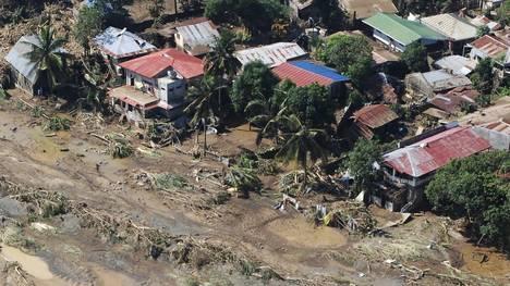 Así quedó la ciudad de Cagayan de Oro, tras las inundaciones