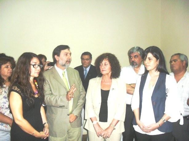 """Bellagio habló de instalar un """"canal de diálogo"""" con prestadores, obras sociales y beneficiarios."""