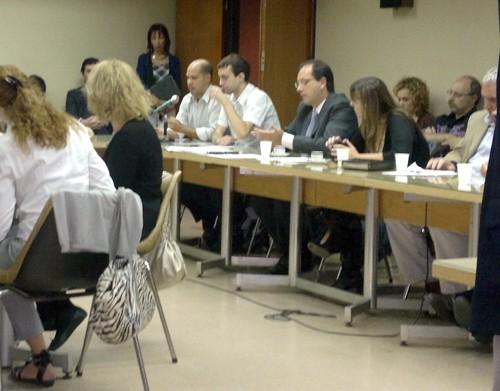 Almada expuso el caso ayer en Diputados y Cablevisión admitió que fue un error.