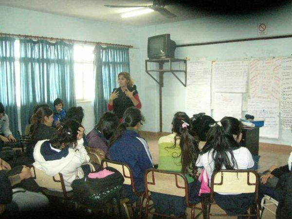 El Congreso Educativo propuso al menos un taller obligatorio para los alumnos.