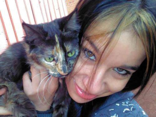 Lucía era estudiante de Comunicación Social y fue asesinada el 6 de abril.