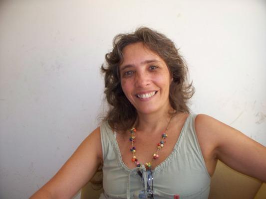 Laura Montanía es oriunda de Montecarlo.