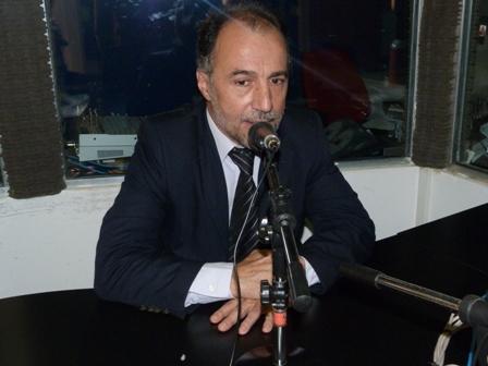 Javier Gortari, rector de la Unam