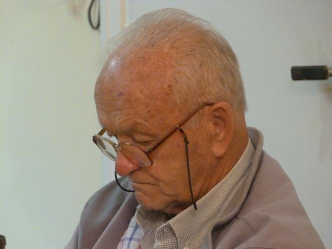 El padre Ladislao Chomin fue condenado por abusar de una niña.