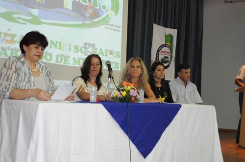 El foro de organizaciones sociales de Misiones se constituyó en diciembre del 2011.