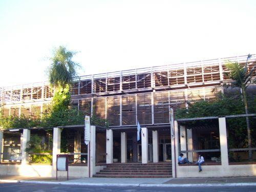 Centro Cultural de Ituzaingó, sede del 8º congreso regional de Historia y Turismo.
