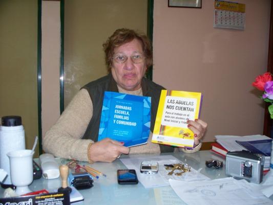 Libros de la Nación para el trabajo del viernes en las escuelas.