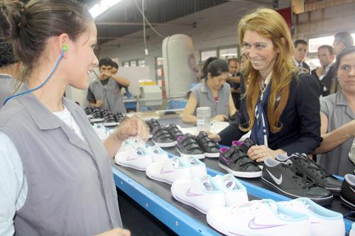Producción. Dass ampliará su producción en la fábrica de Eldorado.