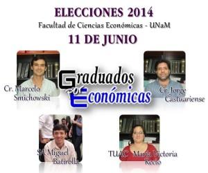 Graduados por Económicas