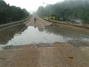 Puente Paranay Guazú