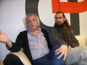 Omar Pacheco y Valentín Mederos PACHECO