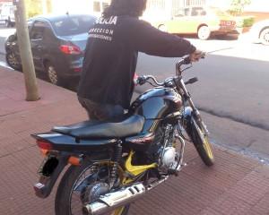brigada moto