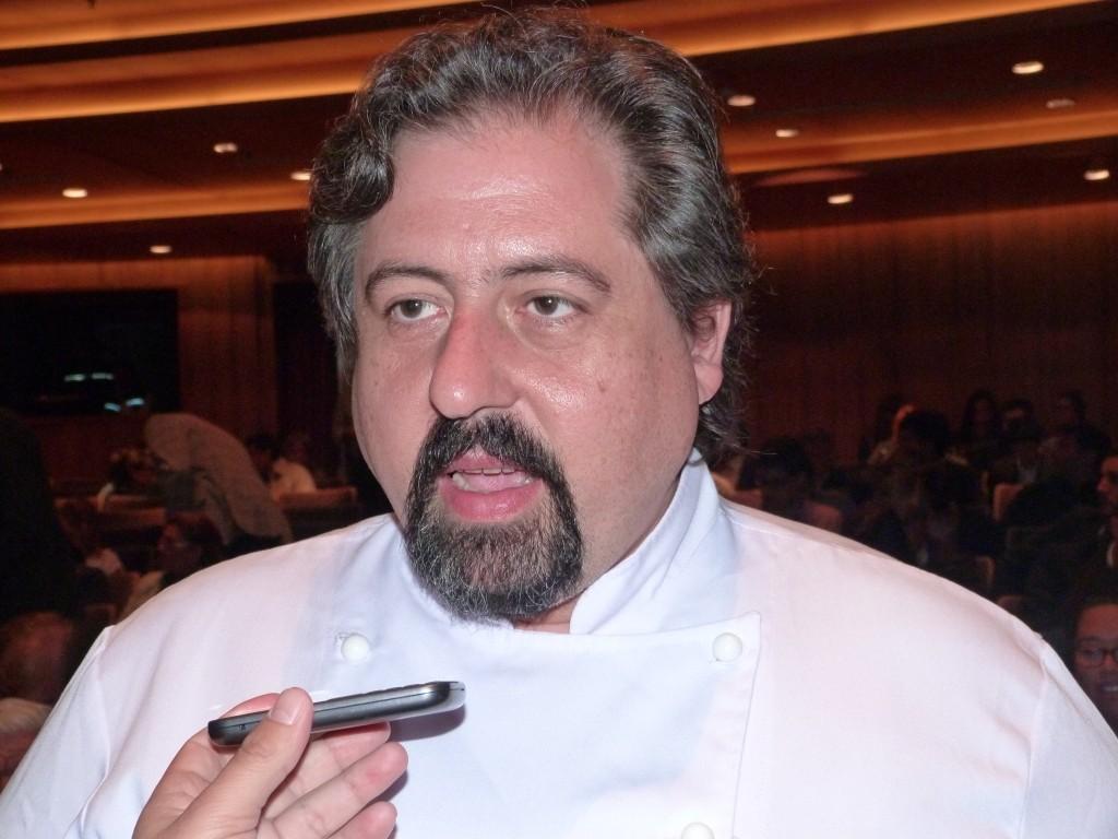 Alvaro Arismendi chef tucumano