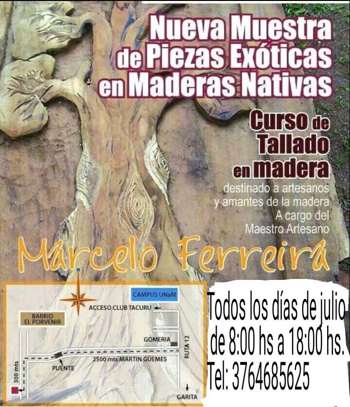 Maderas exoticas