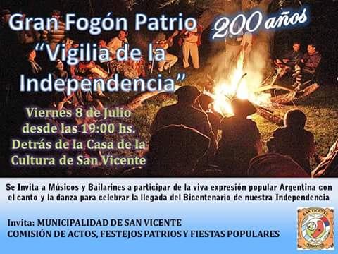 San Vicente - Fogón