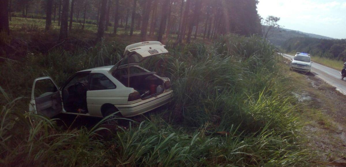 Despistes en Guaraní y Campo Ramón dejaron lesionados y daños materiales