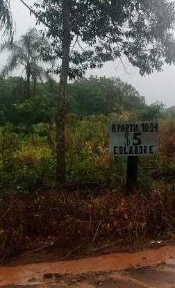 Colonia Victoria: Desde el lunes cobrarían 5 pesos para pasar por el camino alternativo al peaje