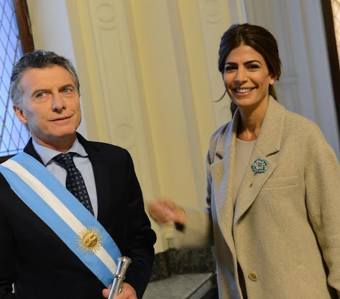 Macri asistió al Tedeum en la Catedral por el 25 de Mayo