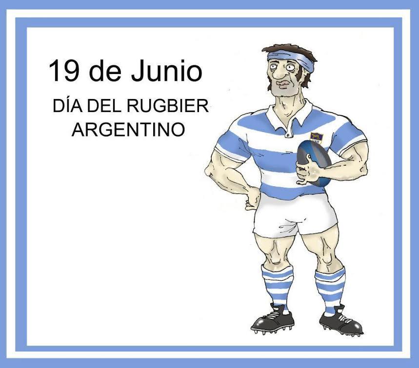Hoy es el Día del Rugbier Argentino