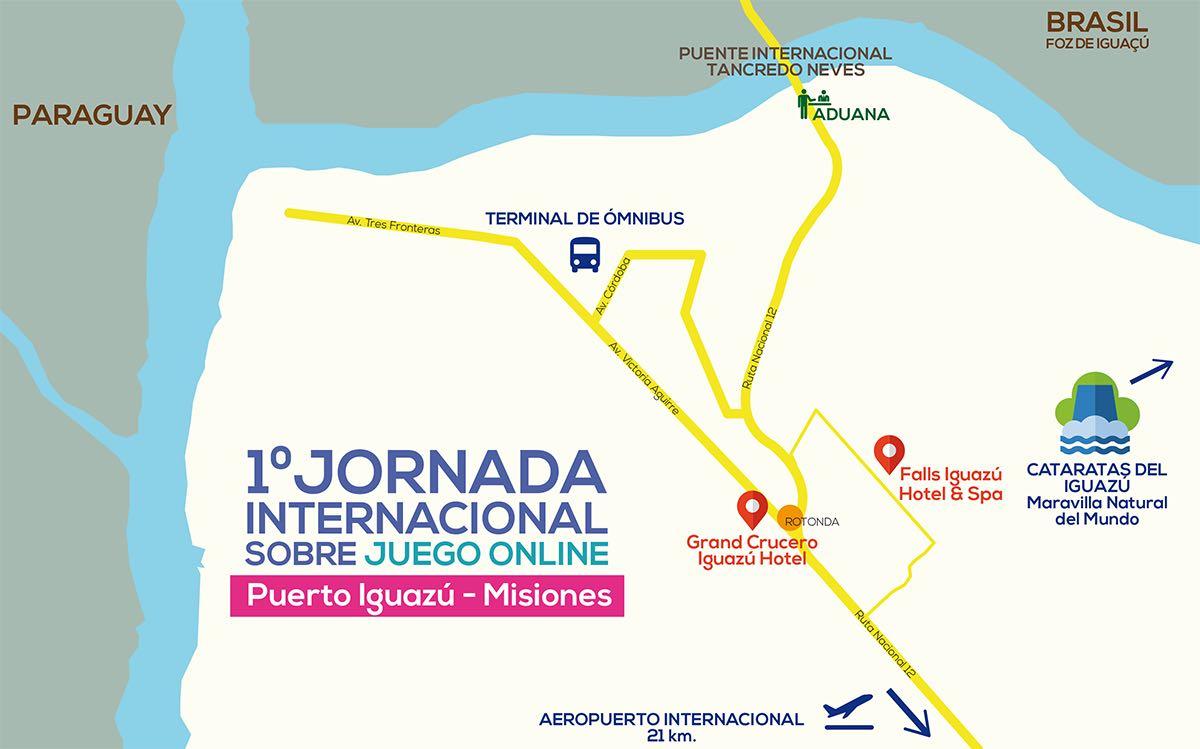 Mañana sesionan en Iguazú las loterías estatales para analizar el tema de las apuestas Online en Argentina