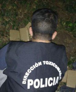 Agentes antinarcóticos de la Policía se tirotearon con traficantes en la costa posadeña