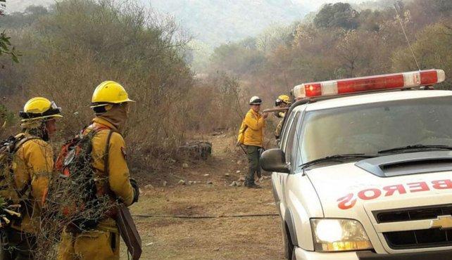 Sin focos activos, se mantiene en Córdoba el riesgo extremo de incendios forestales