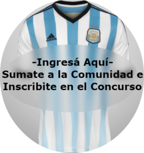 Para mirar el partido contra Ecuador con la celeste y blanca puesta: Ingresá al concurso por una camiseta de la selección