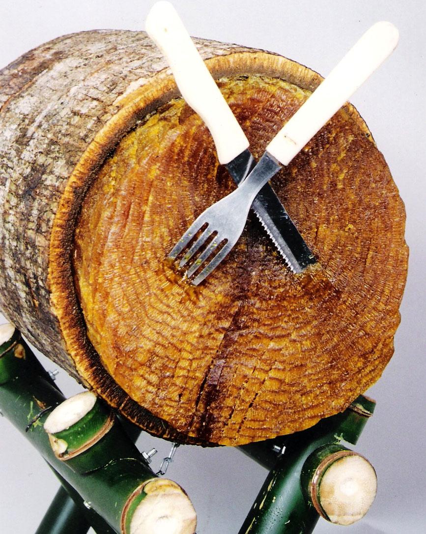 Dulce de madera