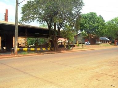 Predio que ofreció la CEEL. Ex secadero Schick, ubicado sobre la avenida San Martín, kilómetro cuatro.