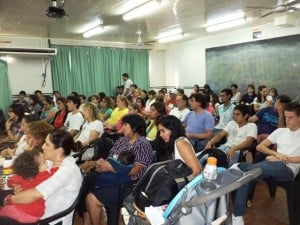 Más de 80 personas participaron del Taller de Prevención de la Trata de Personas en el NAC de Montecarlo